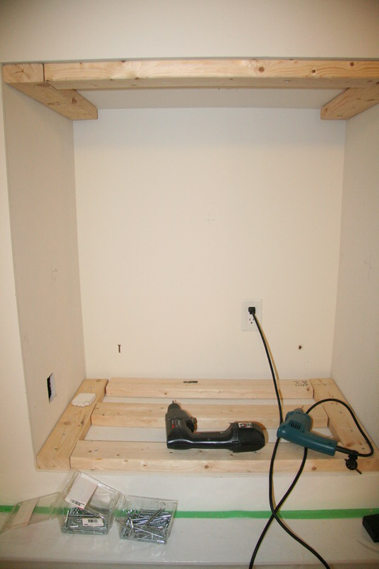 Diy Installing 46 Inches Lcd Tv Above The Fireplace And