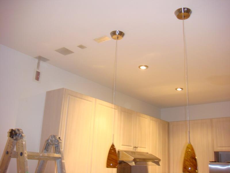 DIY Pot light/Recessed lights and Pedant lights Project – Diyable.com