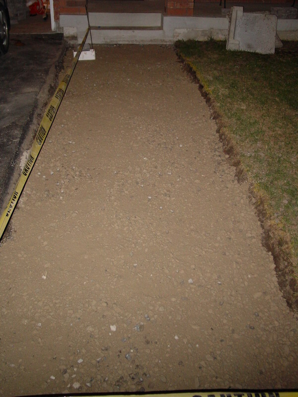 Diy extended driveway project with interlocking stone diyable extendeddriveway00019g solutioingenieria Choice Image