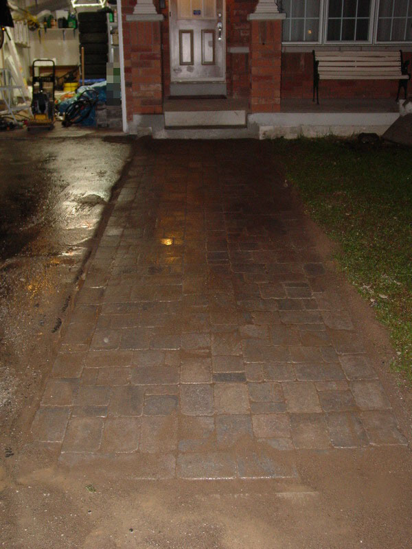 Diy extended driveway project with interlocking stone diyable extendeddriveway00030g solutioingenieria Images
