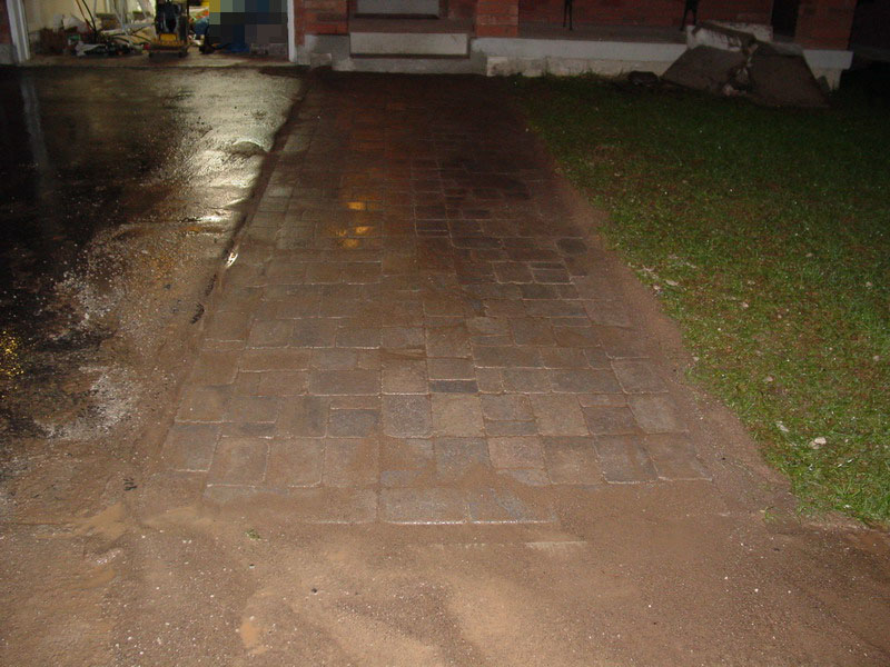 Diy extended driveway project with interlocking stone diyable extendeddriveway00032g solutioingenieria Images