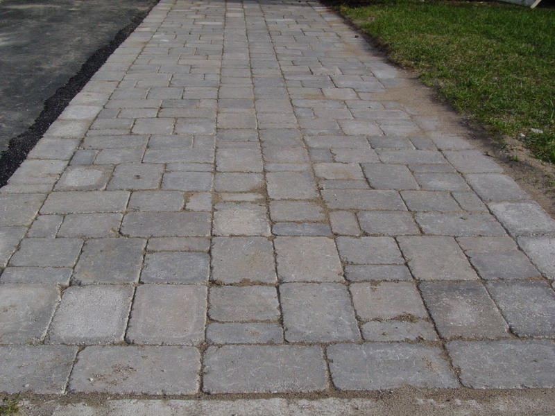 Diy extended driveway project with interlocking stone diyable extendeddriveway00041g solutioingenieria Choice Image
