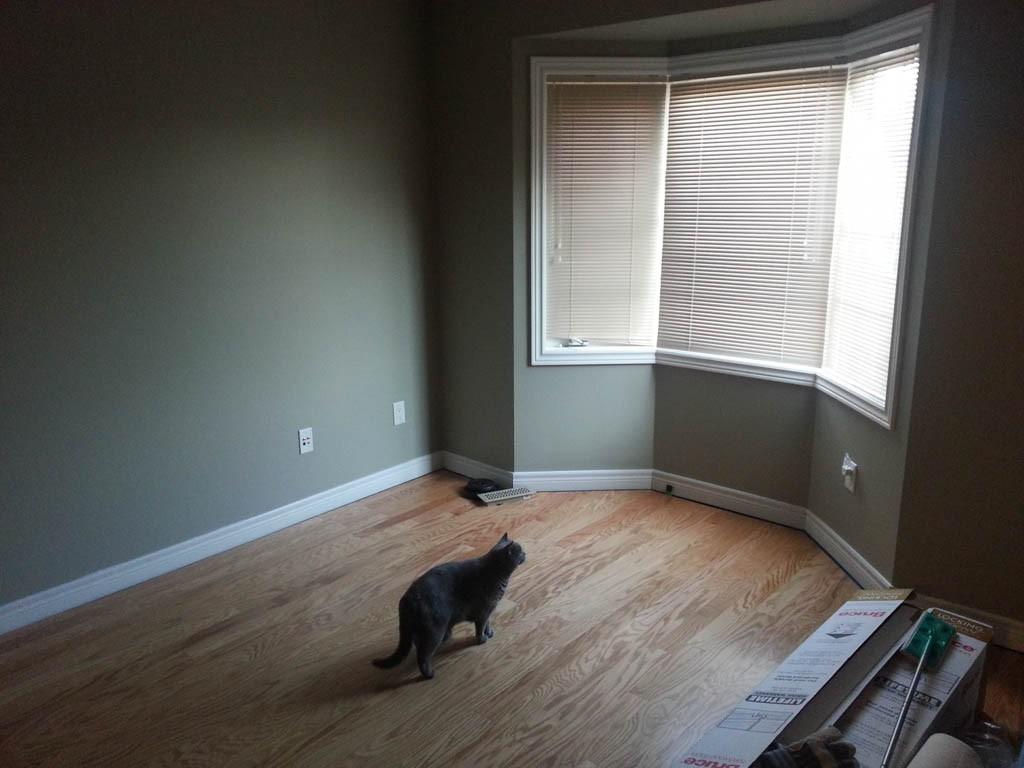 Diy Engineered Oak Hardwood Floor Installation Diyable Com