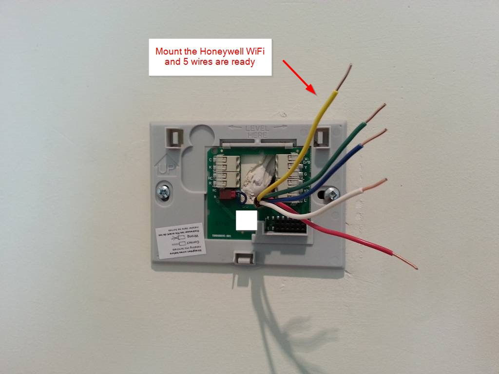 Fan Honeywell Humidifier Manual Product User Guide Instruction Protech 47 104990 04 Auto Reset Limit Switch Diy Installation Wifi Thermostat Rth9580wf And He280 Diyable Com Steam