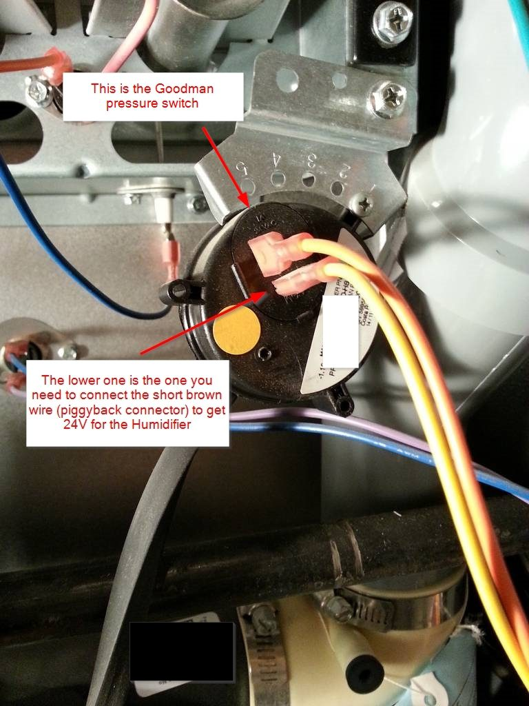 Diy Installation Honeywell Wifi Thermostat Rth9580wf And