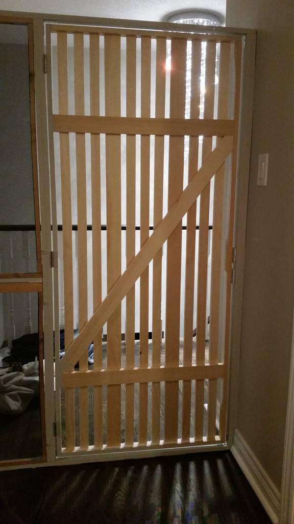 Diy Cat Gate V4 0 Diyable Com