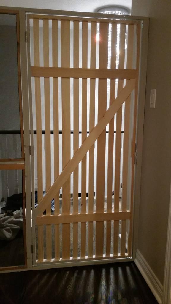 Diy Cat Gate V4 00011 Diyable Com