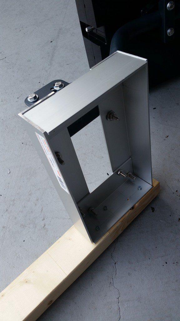 Diy Installation Winegard Flatwave Fl6550a Air Attic Outdoor Hd Tv Antenna