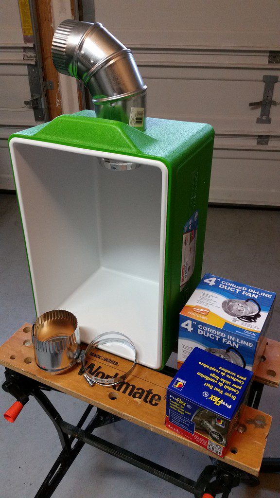 Diy Insulated Box Project For Winter Coffee Roasting